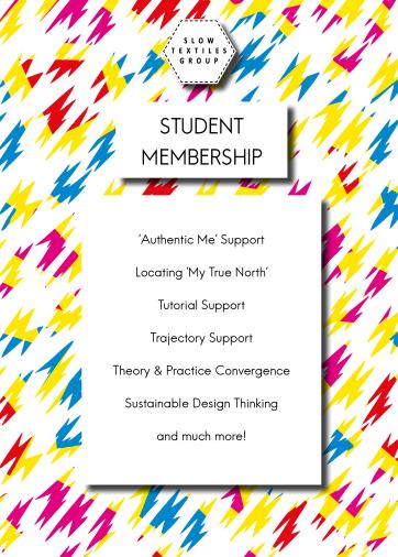 Student Membership Flier 2017